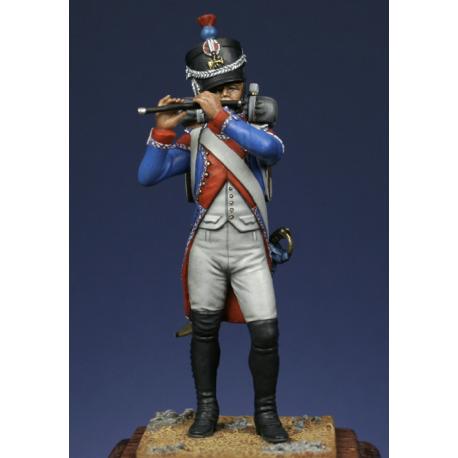 Fifre du 3ème régiment 1809