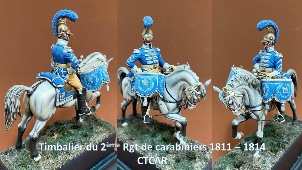 timbalier de carabiniers