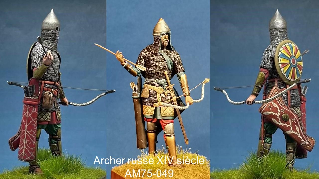 archer russe