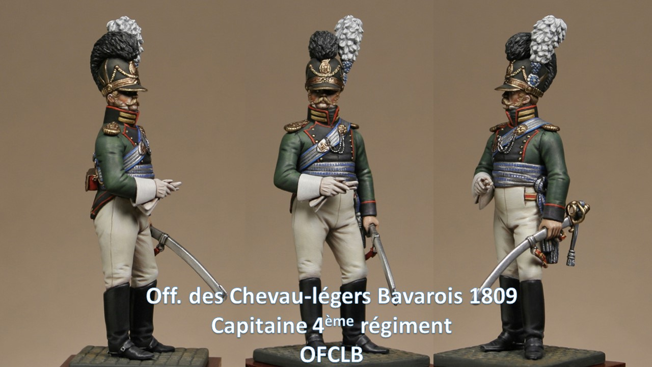 chevau-leger bavarois