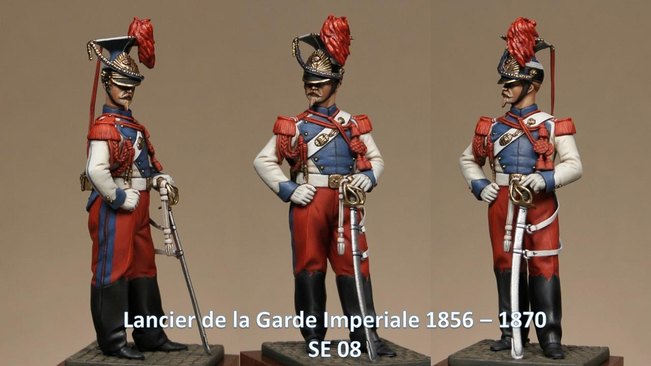 lancier de la garde imperiale