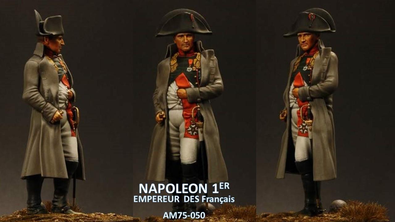 Napoleon 1er empereur des français